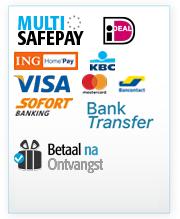 Betalingen via MultiSafepay